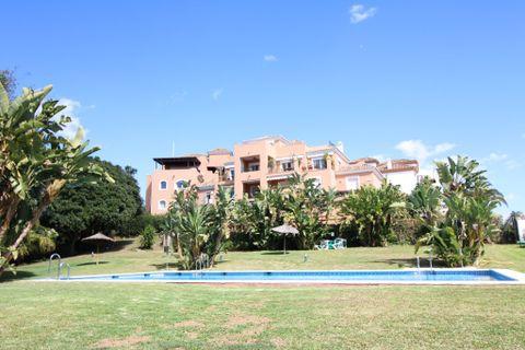 3 sovrum Lägenhet till salu i Guadalmina