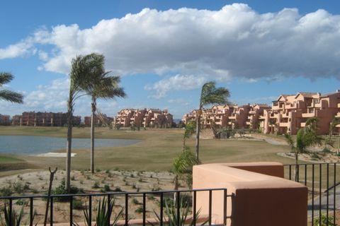 2 chambres Appartement à louer dans Mar Menor Golf Resort