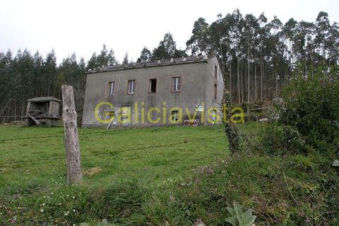 4 chambres Maison de campagne à vendre dans A Ortigueira