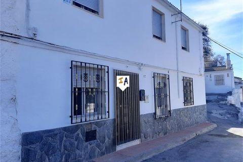 5 makuuhuonetta Omakotitalo myytävänä Alcala La Real