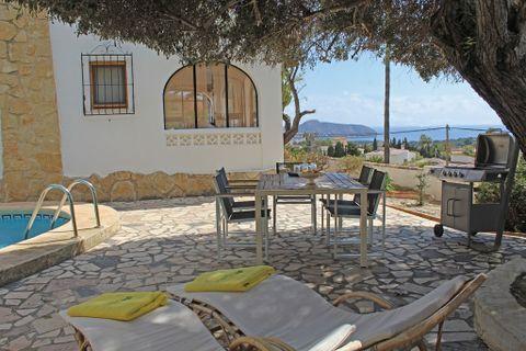 6 camere da letto Villa in affitto in Cap Blanc (Moraira)