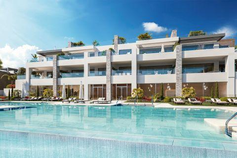 2 makuuhuonetta Asunto myytävänä Marbella