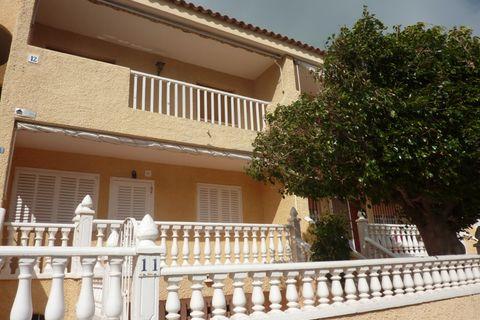 2 camere da letto Appartamento in affitto in Los Urrutias