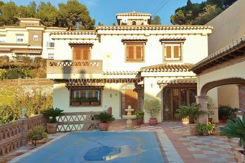 4 slaapkamers Villa te huur in Almunecar