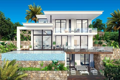 4 camere da letto Villa in vendita in Moraira