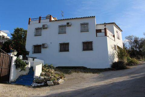 4 soverom Herregård til salgs i Antequera