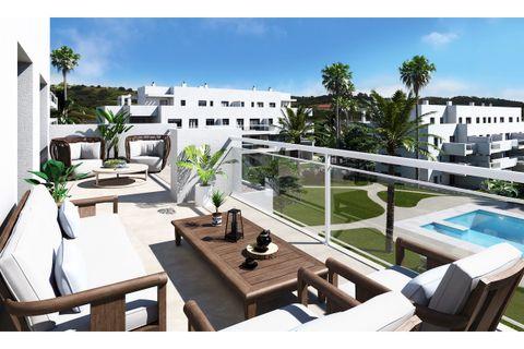 2 habitaciones Ático en venta en Mijas Costa