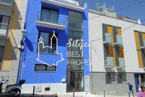 3 habitacions Dúplex per vendre en Sitges