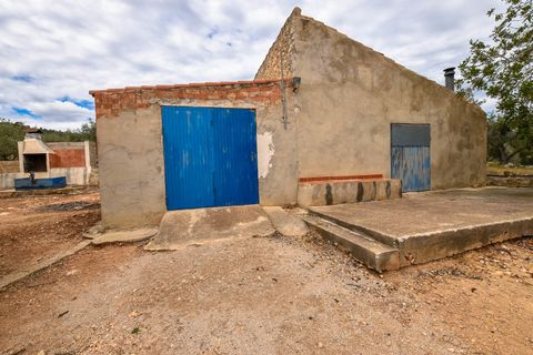 1 bedroom Finca for sale in Tortosa