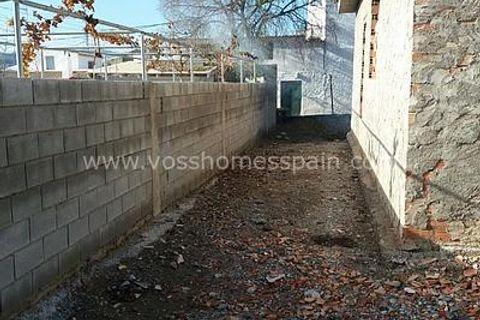 3 habitacions Masia per vendre en Huercal-Overa