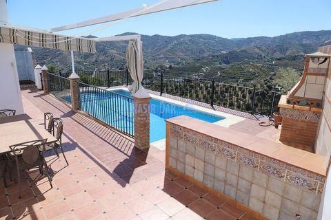 4 habitaciones Villa en venta en Frigiliana