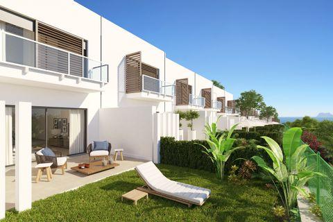 3 soveværelser Byhus til salg i Manilva