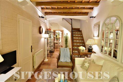 4 soveværelser Byhus til salg i Sitges