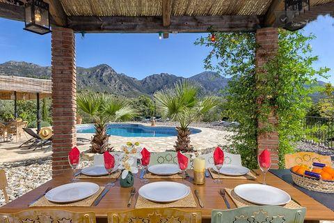 7 habitaciones Villa en venta en Casarabonela