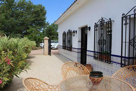 4 Schlafzimmer Landhaus zum Kaufen in Villanueva Del Trabuco