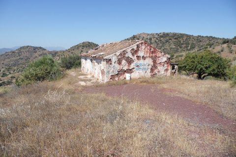 0 sovrum Ruin till salu i Almogia