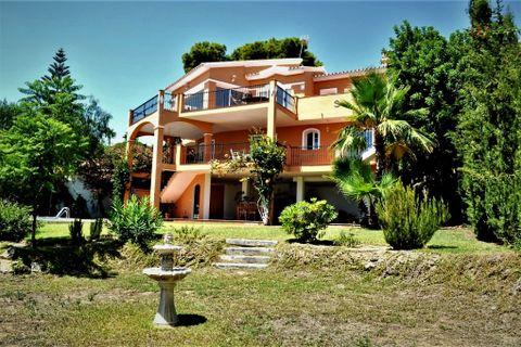 5 спальни дом купить во Benalmadena