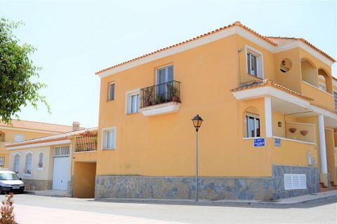3 camere da letto Casa di città in vendita in Los Gallardos