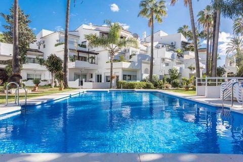 2 habitaciones Apartamento para alquilar en Marbella