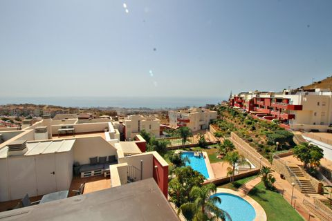 2 bedrooms Penthouse for sale in Benalmadena