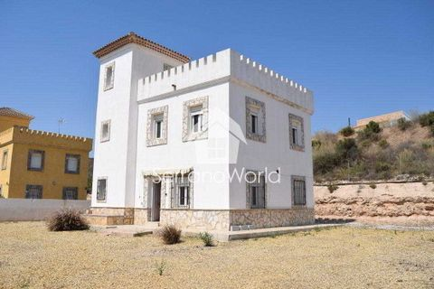 3 bedrooms Country house to rent in Almanzora