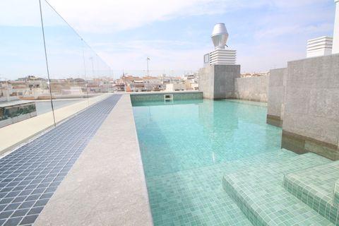 3 dormitorios Apartamento para alquilar en Sitges