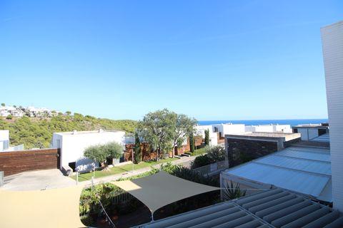 3 camere da letto Casa bifamiliare in affitto in Sitges