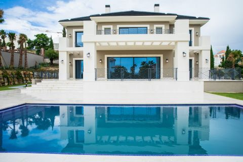 6 bedrooms Villa for sale in Benahavis