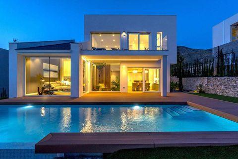 3 camere da letto Villa in vendita in Finestrat