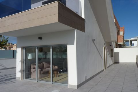 3 camere da letto Villa in vendita in Pilar de la Horadada