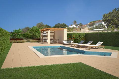 3 sovrum Villa till salu i Luz