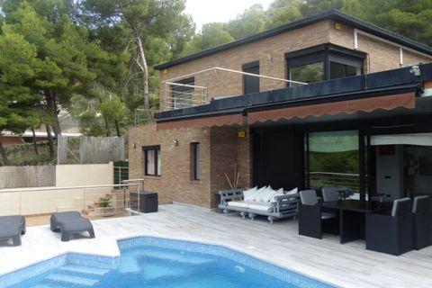 4 camere da letto Villa in affitto in Sitges
