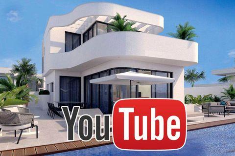 3 camere da letto Villa in vendita in La Marina