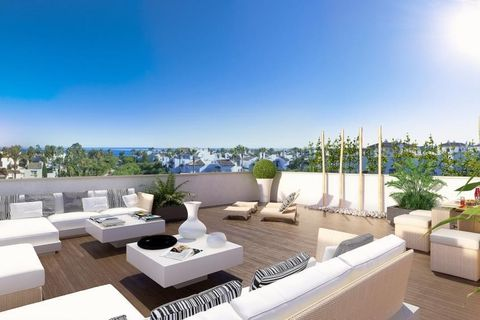 3 soveværelser Lejlighed til salg i Estepona
