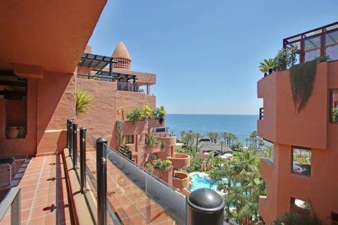 1 habitació Apartament per llogar en Estepona