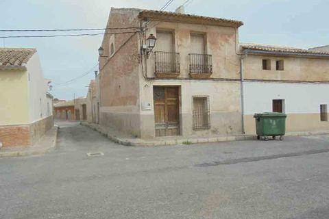 3 camere da letto Casa di città in vendita in Pinoso