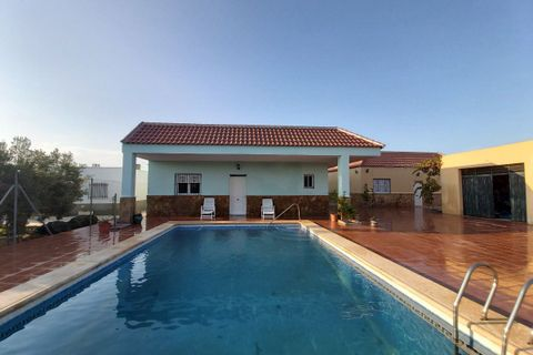 5 bedrooms Country house for sale in Tabernas