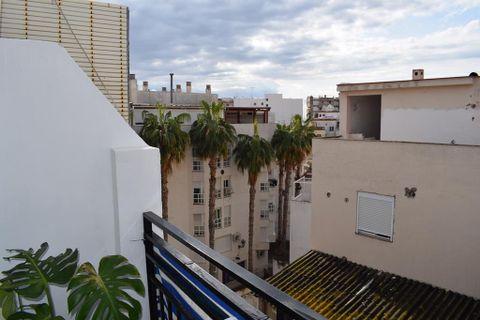 1 chambre Appartement à louer dans Almunecar