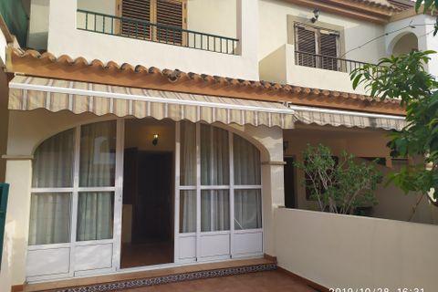 3 camere da letto Edificio a tre piani in affitto in Los Alcazares