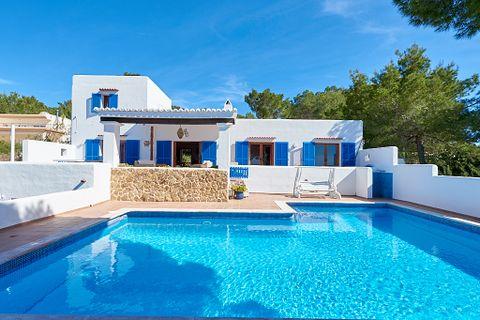 5 camere da letto Villa in vendita in Cala Tarida