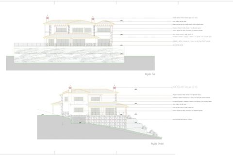 6 soveværelser Villa til salg i Faro