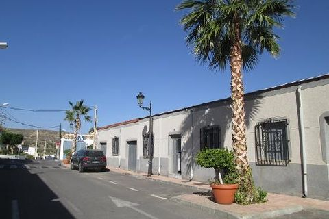 3 bedrooms Terraced house for sale in Lucainena De Las Torres