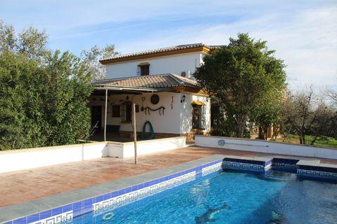 4 bedrooms Villa to rent in Riogordo