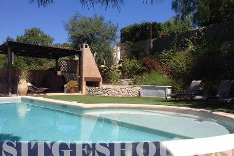 3 soveværelser Landsbyhus til leje i Sant Pere De Ribes