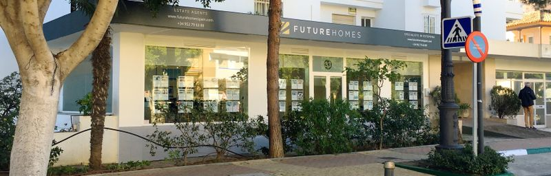 Future Homes  omslagsfoto