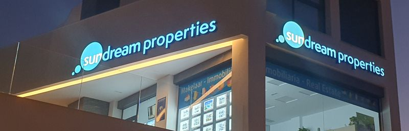 Sundream Properties omslagsfoto