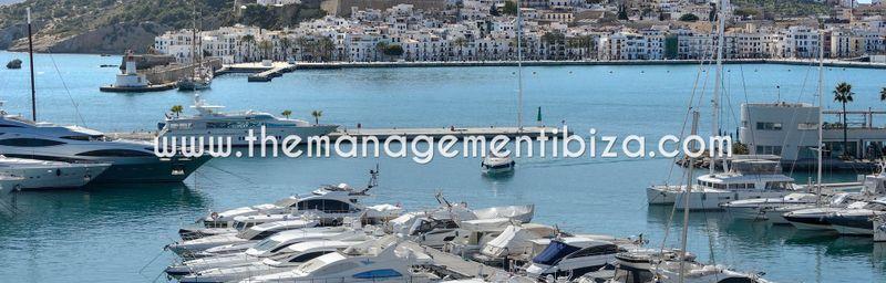 The Management Ibiza omslagsfoto