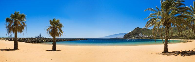 Ideal Homes Tenerife omslagsfoto