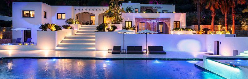 Ibiza Luxury XL omslagsfoto