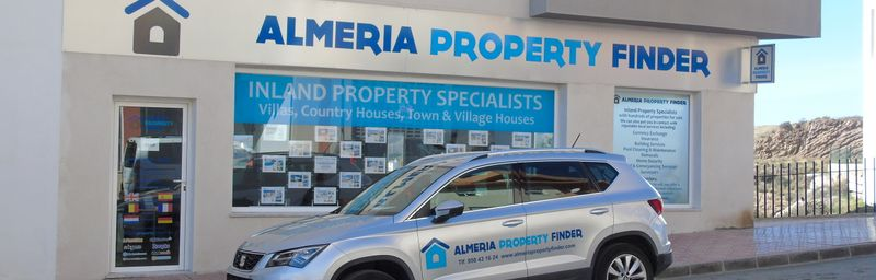 Almeria Property Finder cover photo